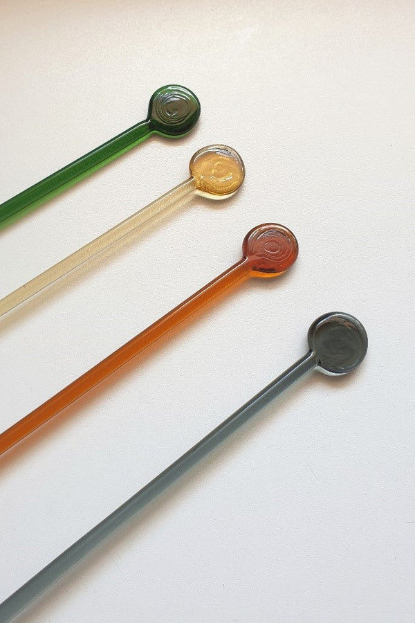 Glass Swizzle Sticks - Outback (4pcs)