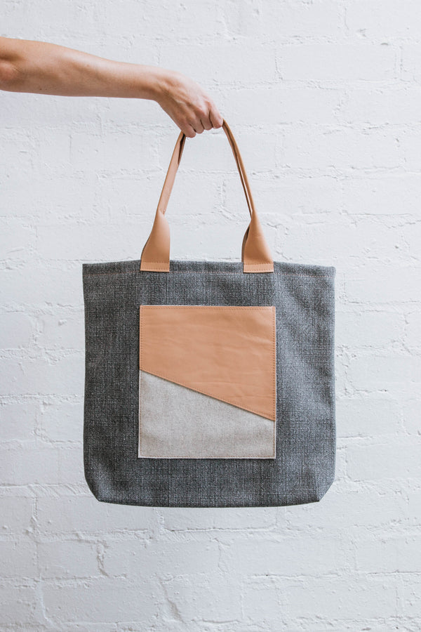 Everyday Tote Denim