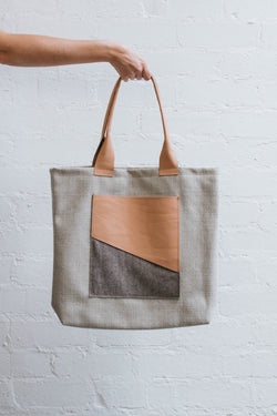 Everyday Tote Sand