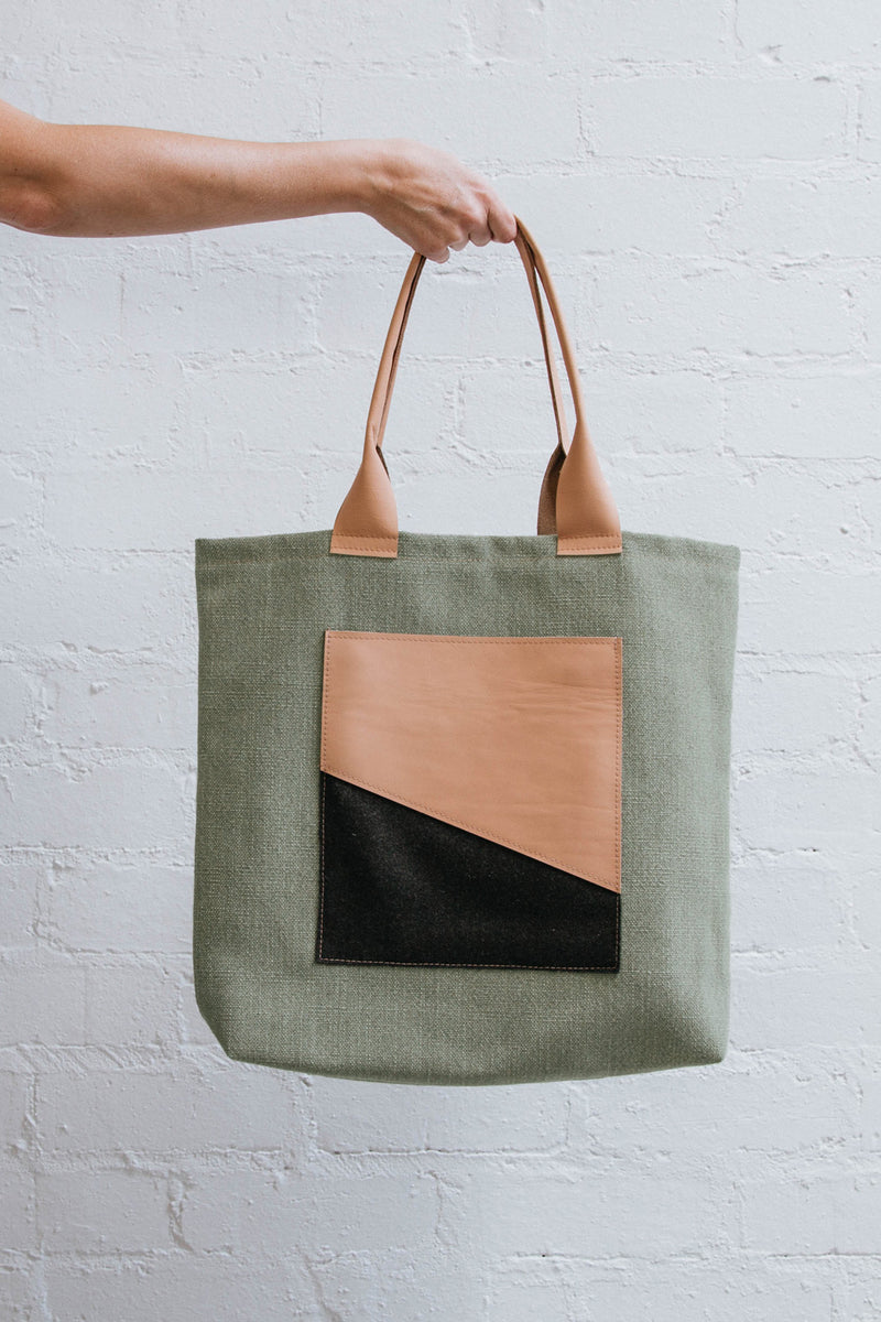 Everyday Tote Sage
