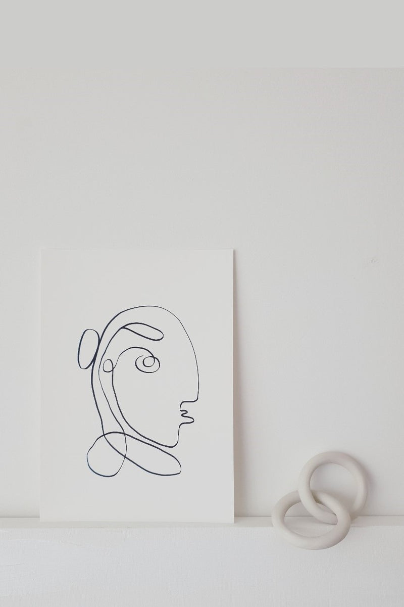 Original - Line Drawing 02 - Limited Edition