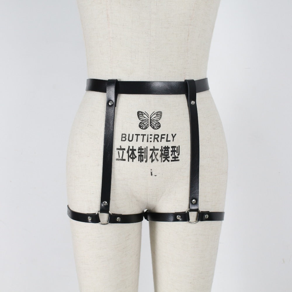 Belts Sexy Suspenders Harness Bandage