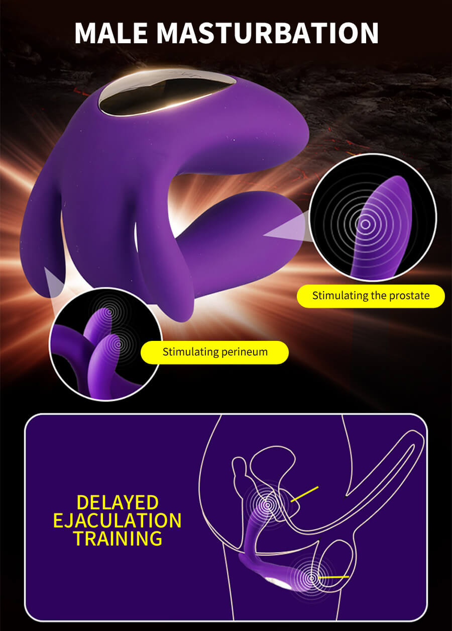 Mermaid Wireless Remote Control Vibrator