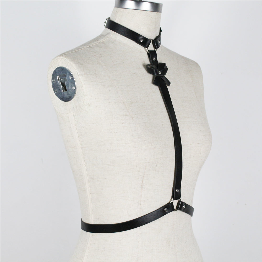Garter Belt Suspender Collar Belts Fantazi Seks