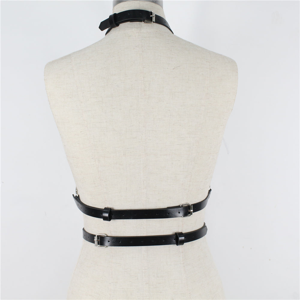 Harness Lingerie Body Cage Gothic Belt