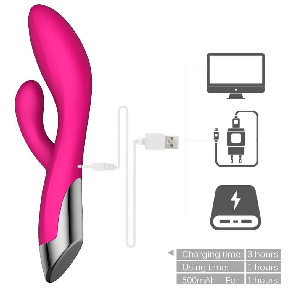 Liquid Silicone Waterproof Female Dildo Vibrator