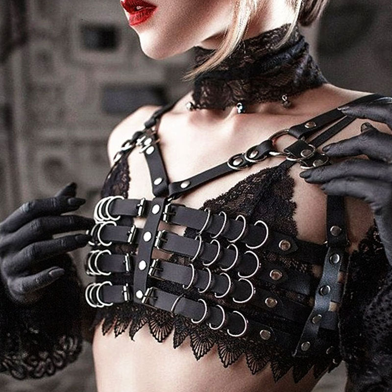 New Handcrafted Leather Belts Party Queen