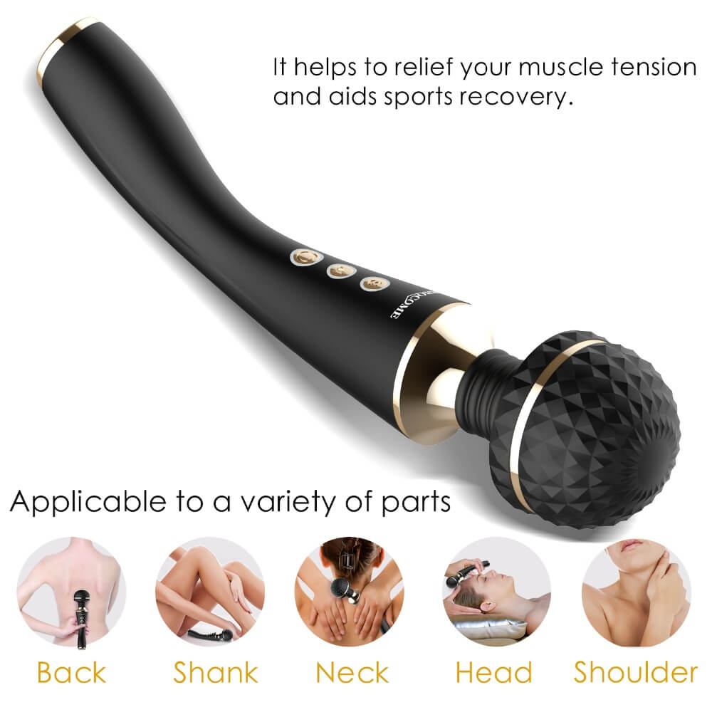 Powerful Multi-Speed Real Magical Wands Vibrator