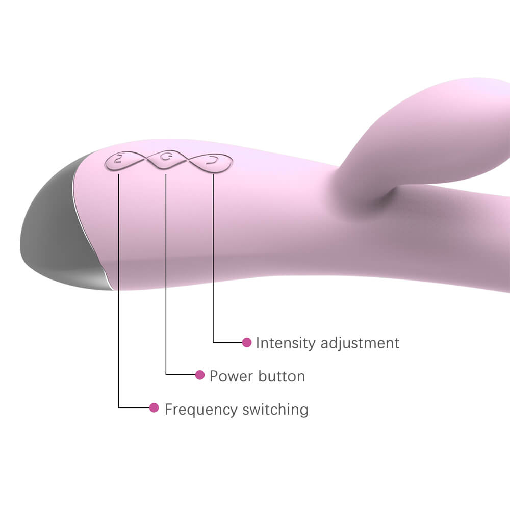 Waterproof Women 10 Speed Dildo Vibrator