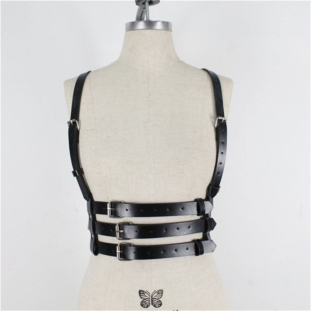 Women Body Cage Harness Sexy Lingerie