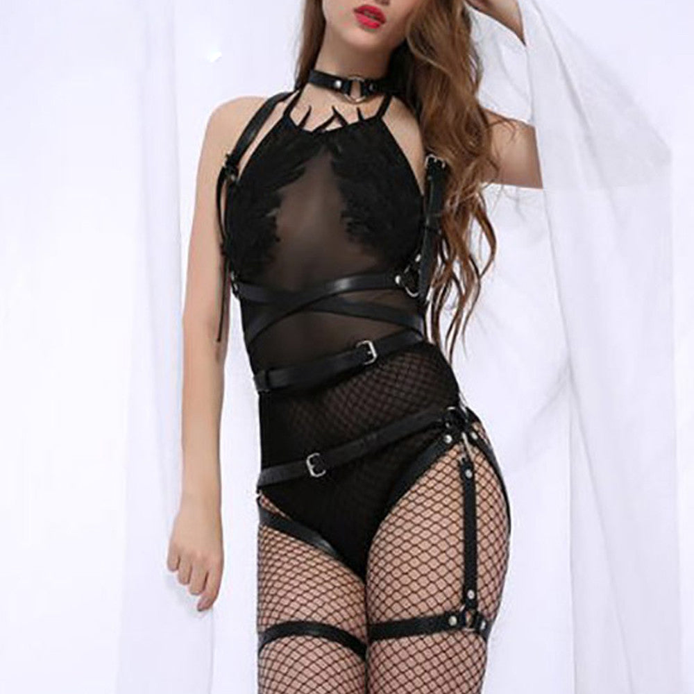 Women Body Harness Sexy Outfit