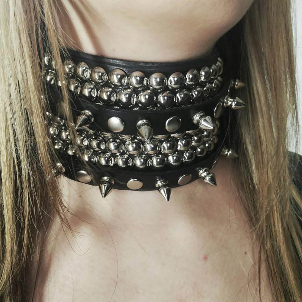 Collar Bondage Belts For Women Sexual