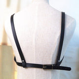Handmade Belt Short Crop Top Cinturones
