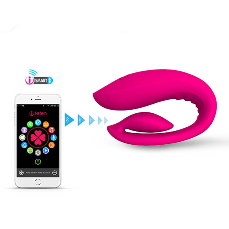 Intelligent Bluetooth APP Vibrators