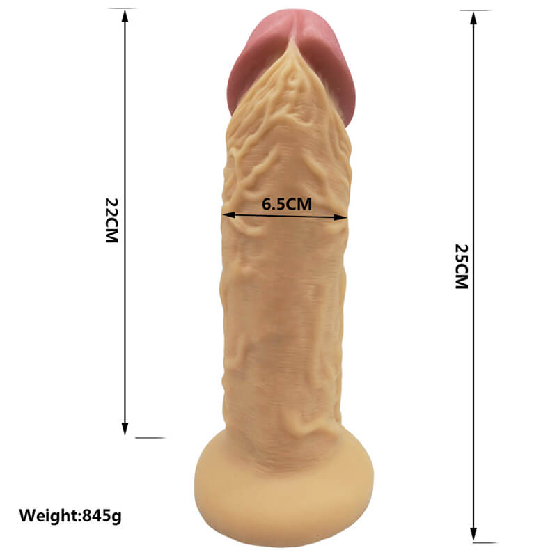 Realistic Dildo for Sex Women 9.8 Inch
