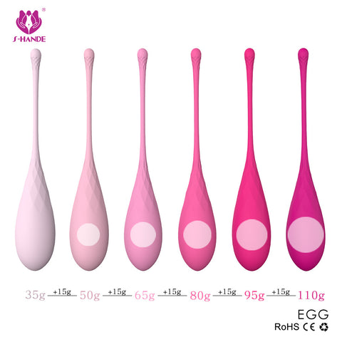 Smart Kegel Ball Vibrator Vaginal Tighting Exercise