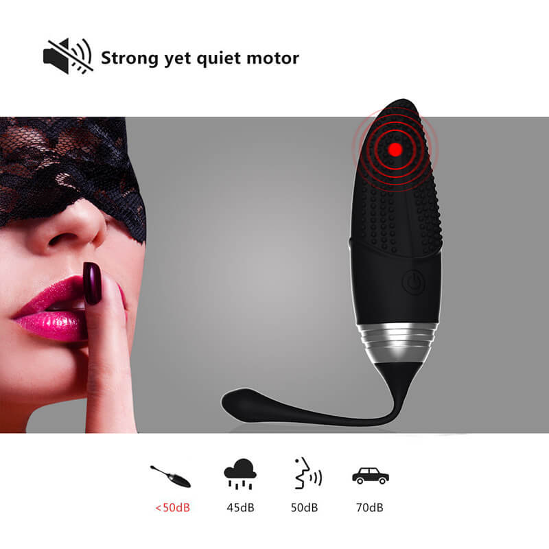 Wireless Remote Control Tongue Clitoris Vibrator