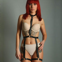 Load image into Gallery viewer, Women Fashion Body Cage Belts