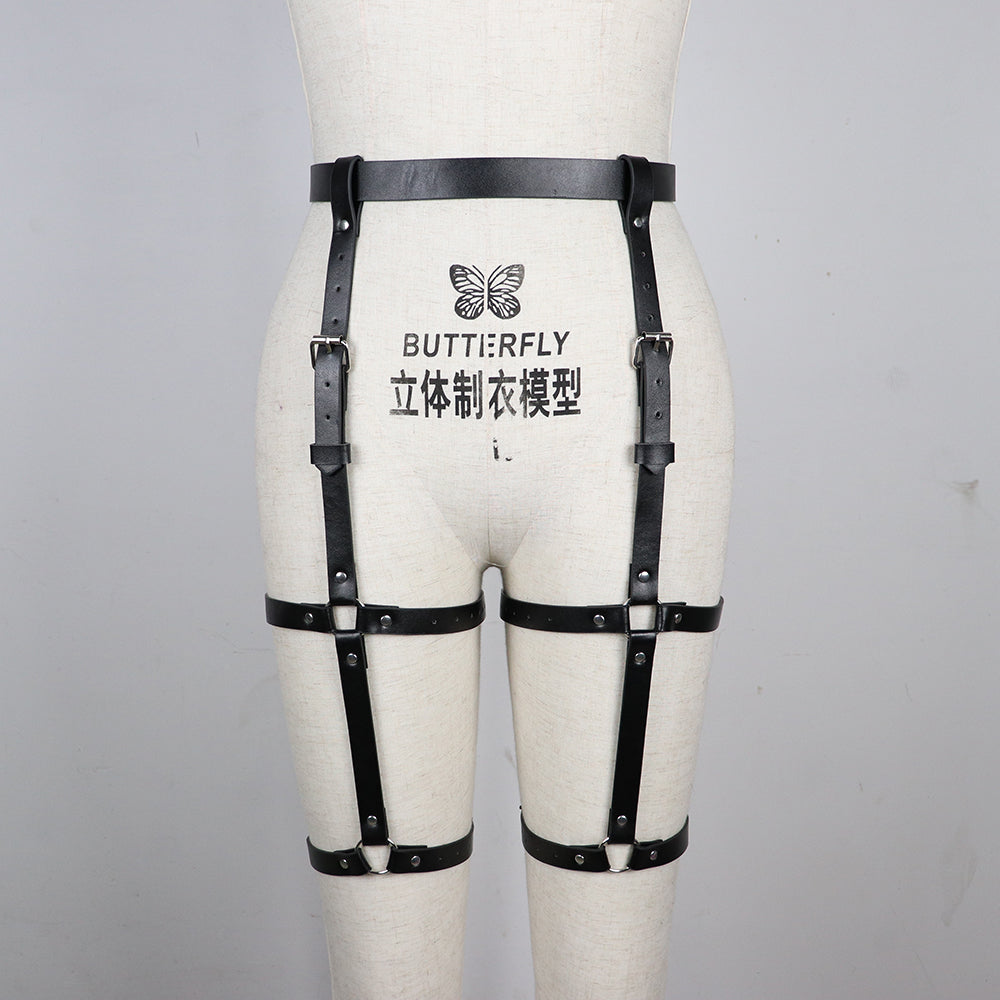 Women Harness Body Belts Sexy Garters