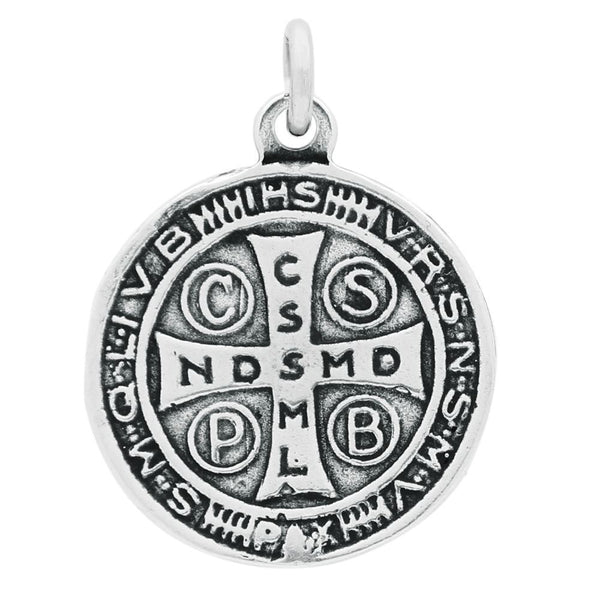 ST BENEDICT MEDAL CHARM