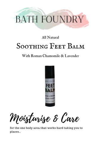 Soothing Feet Balm