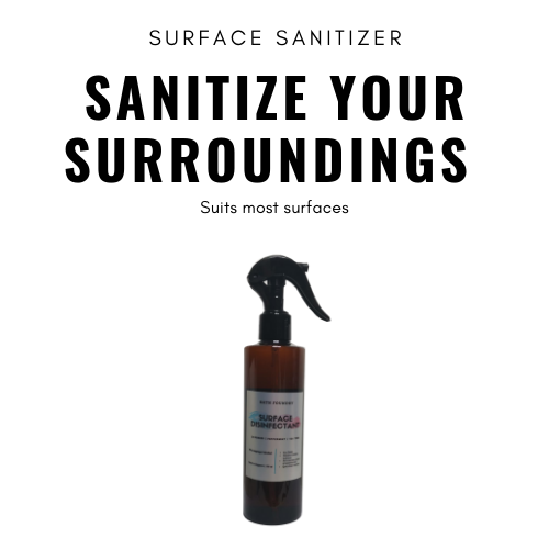 Surface Sanitizer 220 ml