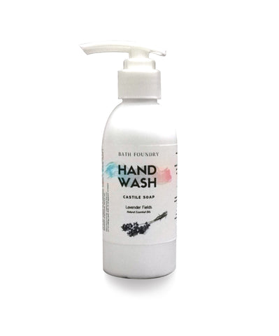Scented Castile Soap Handwash 150ml