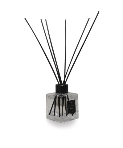 The Black Collection Reed Diffuser - Home Fragrance | Long Lasting Fragrance | Eco-friendly | Natural essential oils or phthalate free fragrance