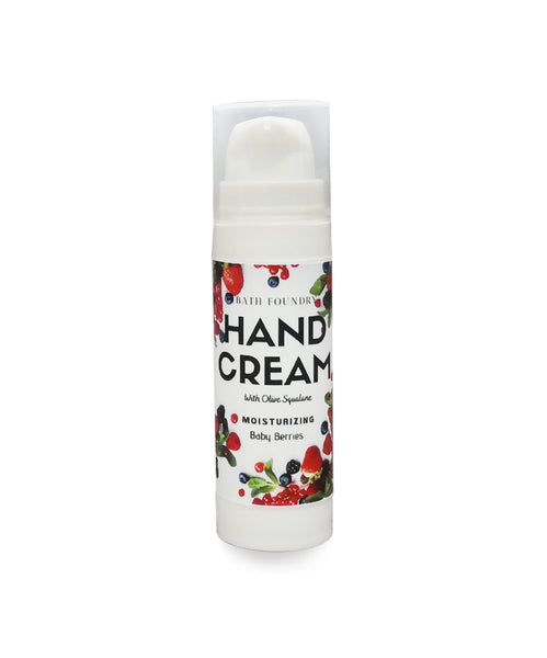 Moisturizing Hand cream  (Pocket size 15ml) Contains Squalane