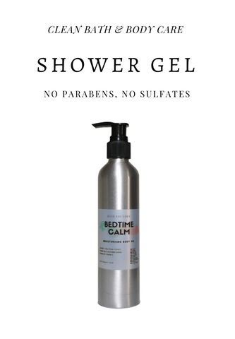 Shower Gel 250 ml | Clean ingredients | Clean Bath & Body Care