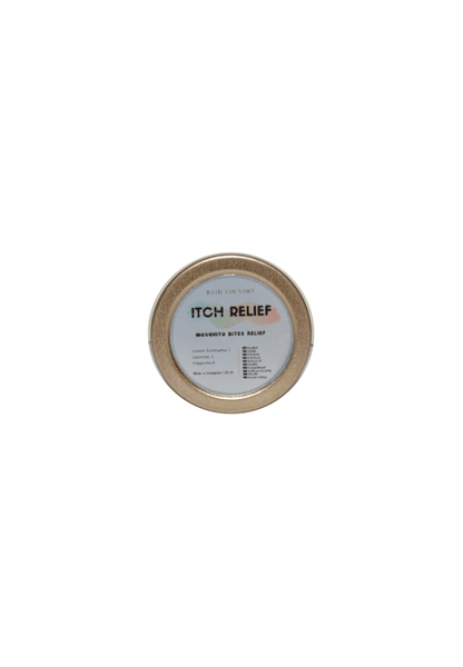 Natural Itch Relief Calming Balm