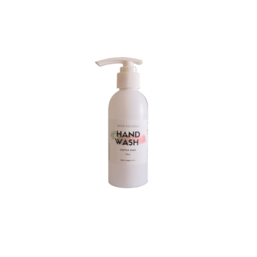 Natural Soap Hand Wash | Pocket (15 ml) or Full Size (150 ml)