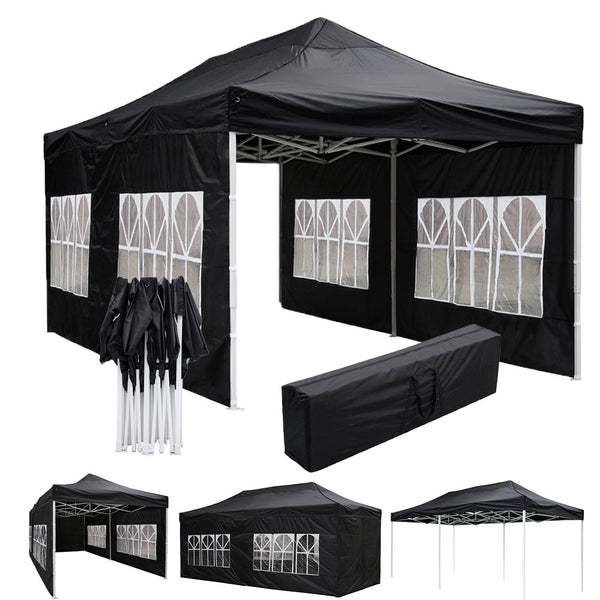 InstaHibit Pop Up Canopy Insta Tent 10x20