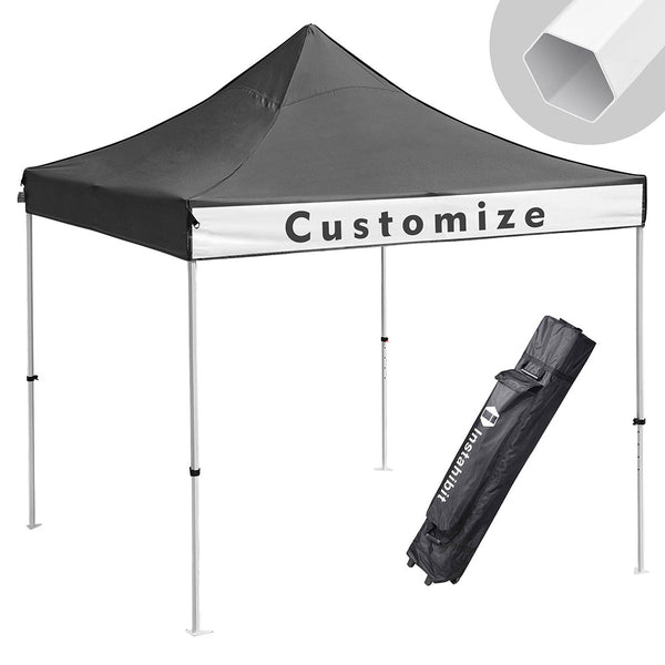 InstaHibit Pop Up Canopy Comml. Insta Tent 10x10 CPAI-84