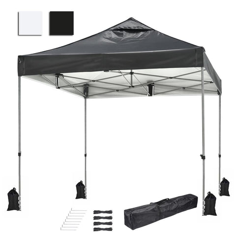 InstaHibit 10x10 Canopy with Top Vent Weight Bags Included