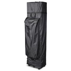 InstaHibit Canopy Storage Bag with Wheels 16x9x60in.