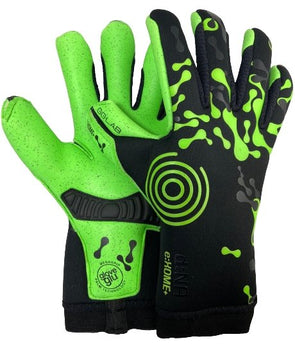 e:XOME+ MEGAGRIP FP JUNIOR Black/Green