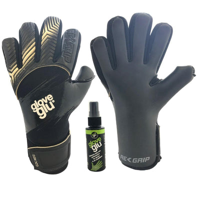 G2 REGRIP GOALKEEPER GLOVE (Black Shadow)