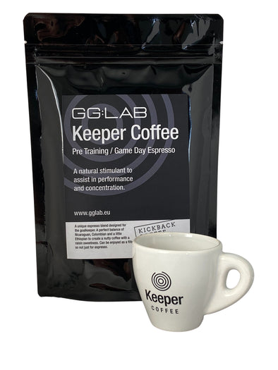 KEEPER COFFEE & ESPRESSO CUP