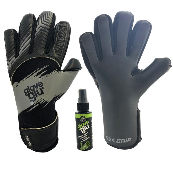 G2 REGRIP GOALKEEPER GLOVES (Grey Storm)