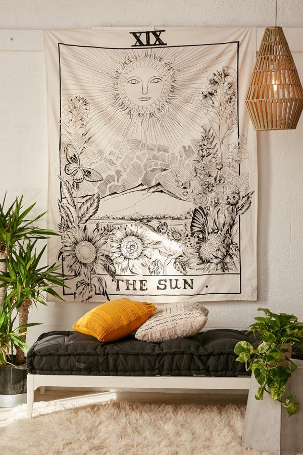 The Sun Tarot Tapestry - dormcy