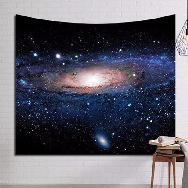 Milky Way Galaxy Tapestry - dormcy