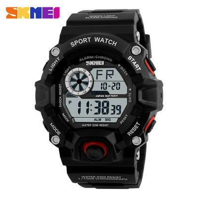 Military Sports Watches Men
