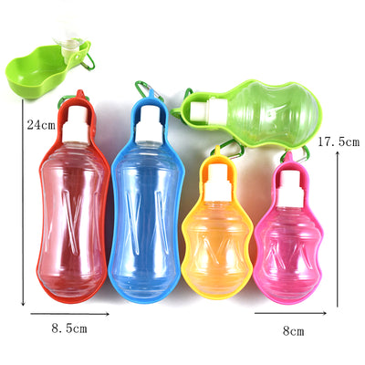 Dog Water Bottles
