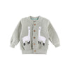 Cute Animal Kids Coat 2018 New Kids