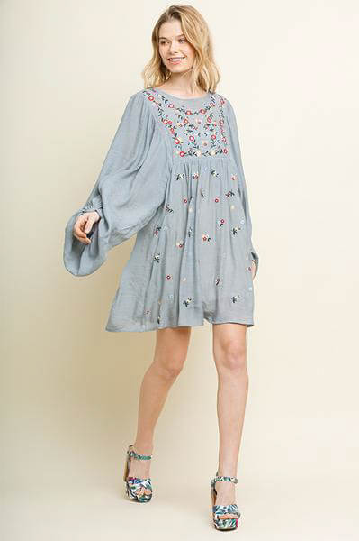 Run Away With Me Oversized Dress