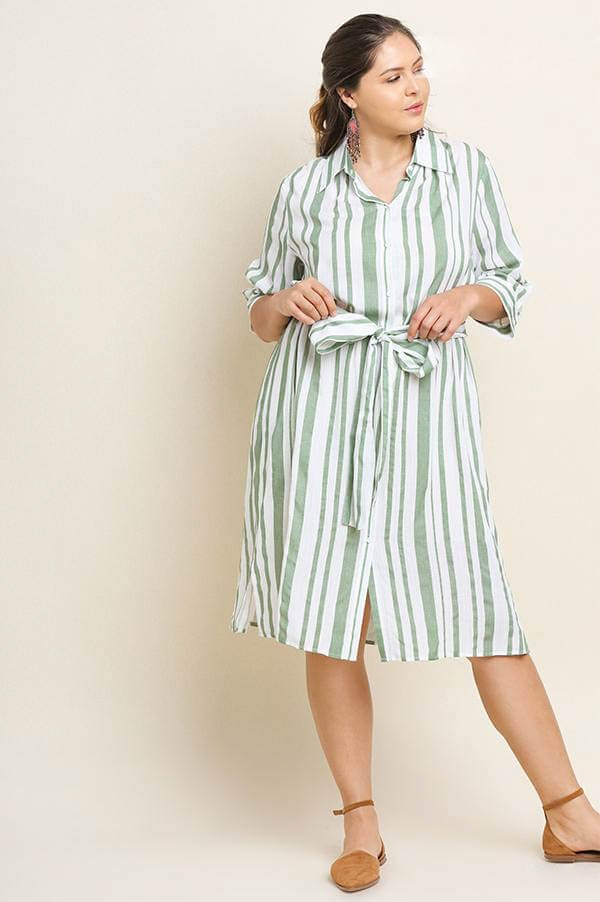 Good Luck Charm Midi Dress