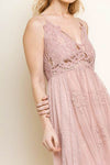 My Sweet Romance Lace Maxi Dress