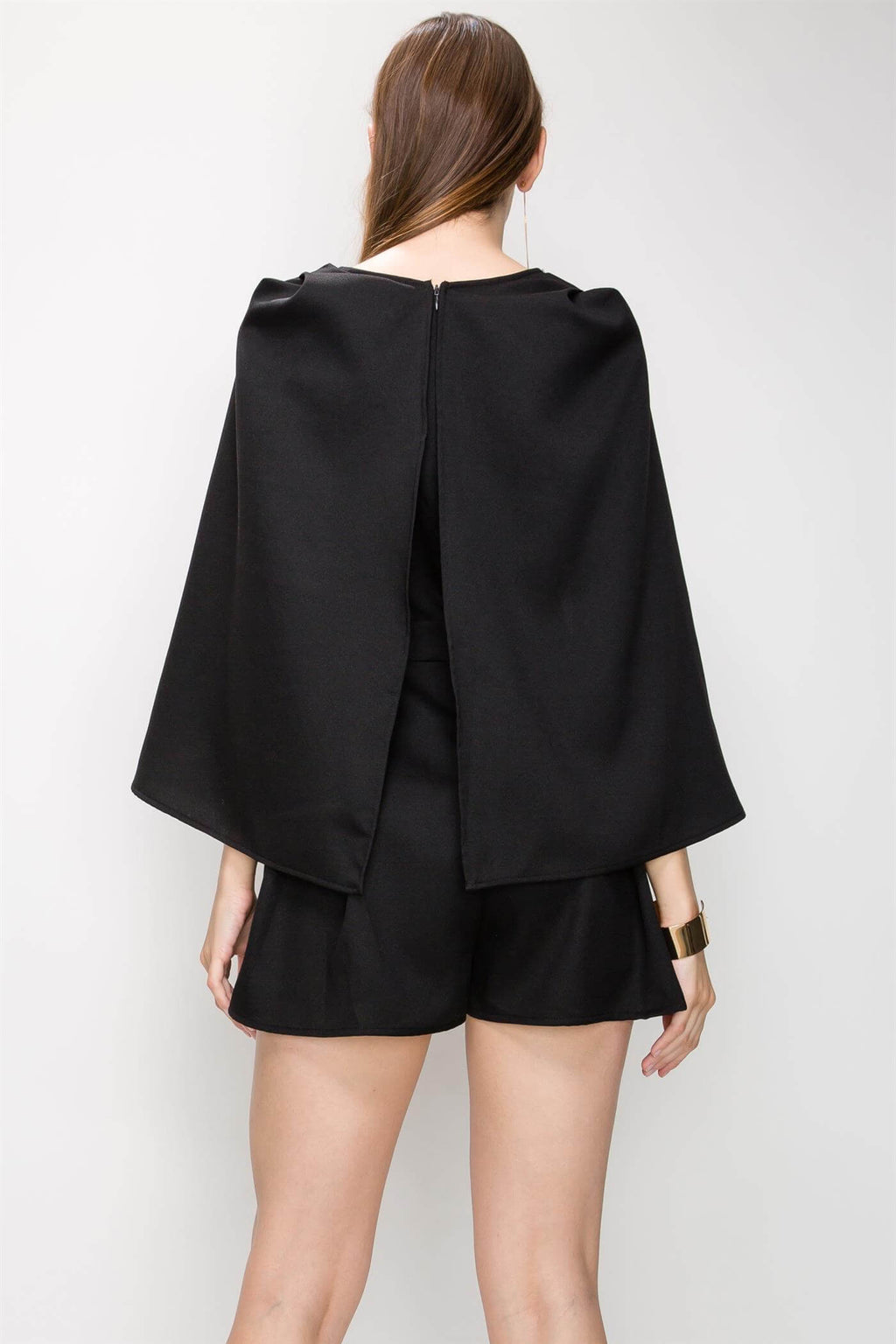 Showstopper Cape Romper