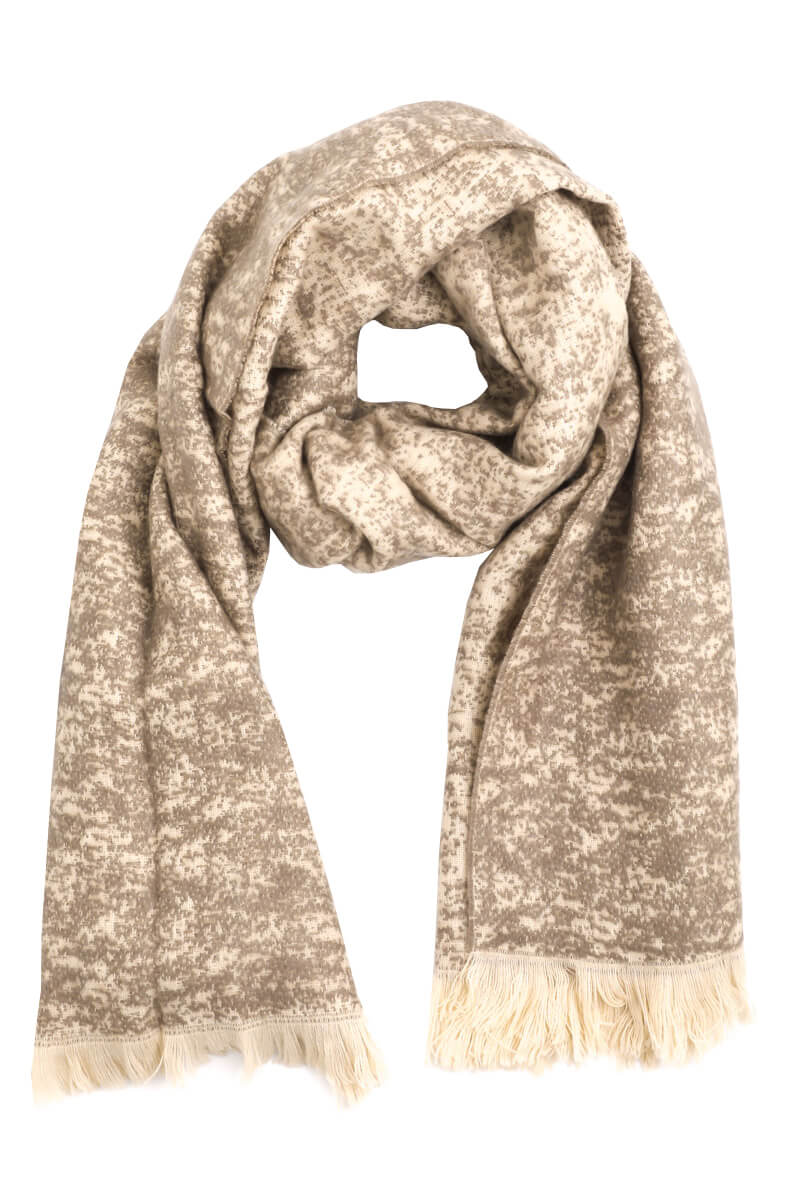 Let it Snow Oversized Scarf